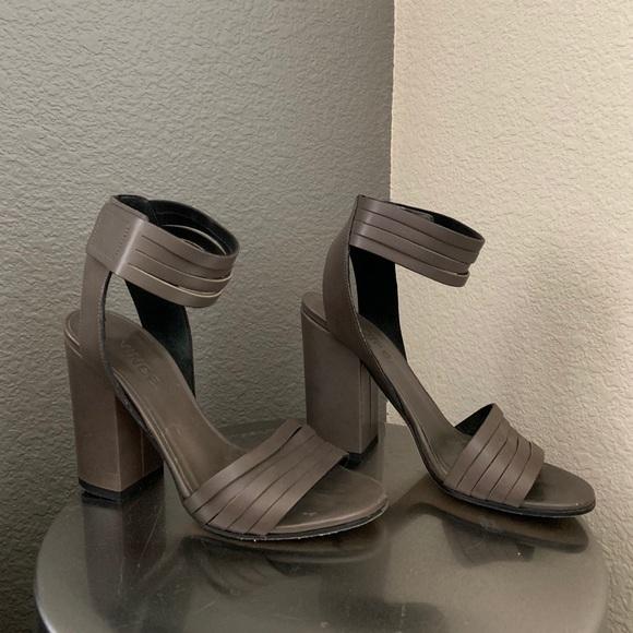 5490f7d2c4 Vince Shoes | Block Heel Strappy Sandals | Poshmark
